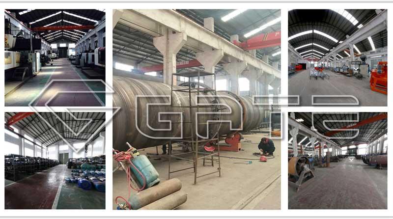 fertilizer production line manufacture