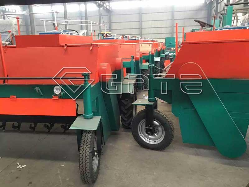 compost machine supplier