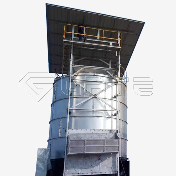 Bio Organic Fertilizer Fermentation Tank