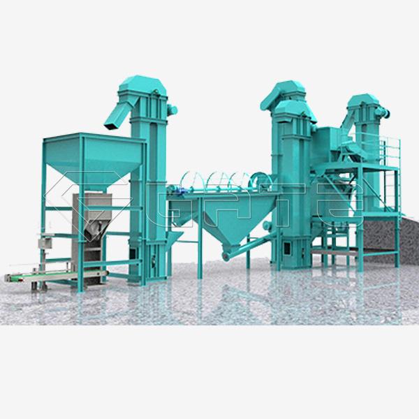 Chemical Fertilizer Production Line Manfacturer