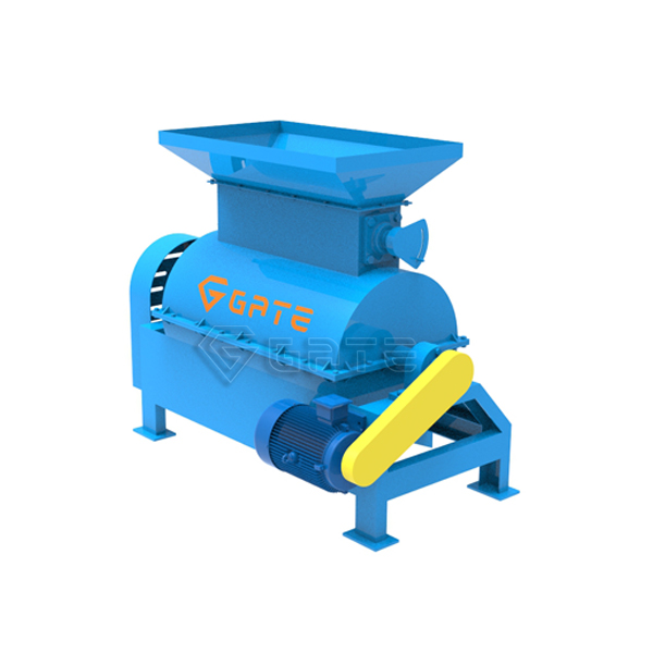 Urea crusher for fertilizer industry