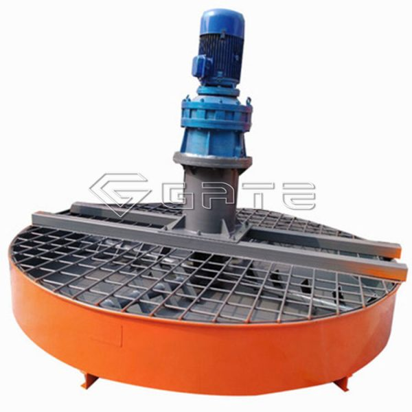 Disc type mixer manufacture in China