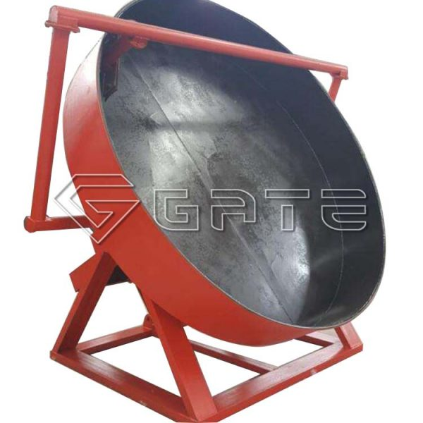 Disc Granulator for Fertilizer Production