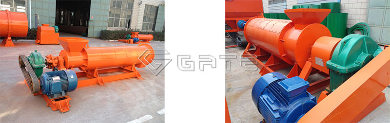 Organic Fertilizer Mixing Granulator Manufacturer