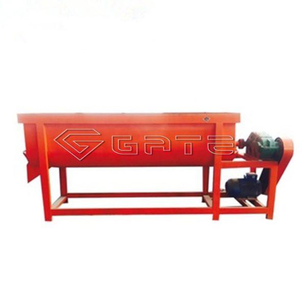 Factory price single shaft mixer machine Manfacturer