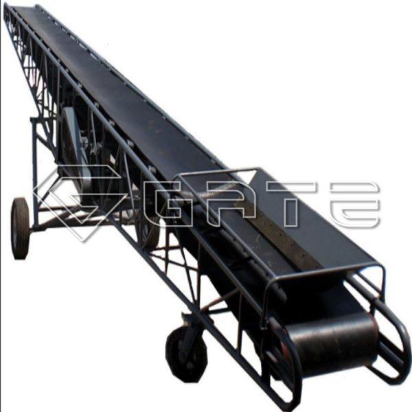 Factory Supply Belt Conveyor for Fertilizer Production Equipment