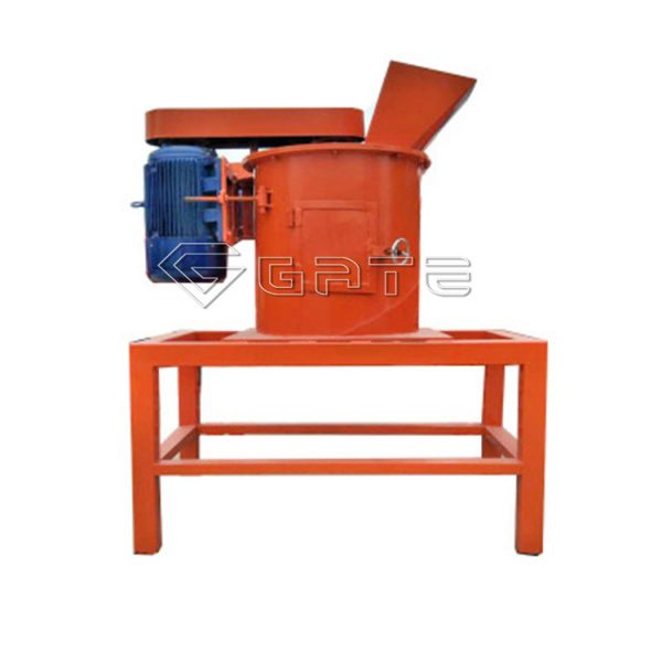 Vertical crusher for fertilizer production line Manfacturer