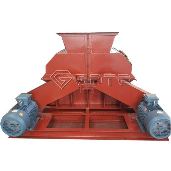 Double shaft chain crusher for sale