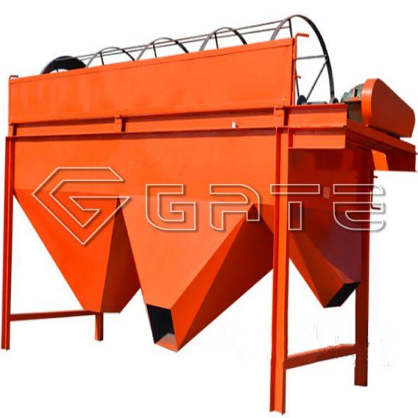 Factory Supply  Rotary Screening Machine Price Hot Sale