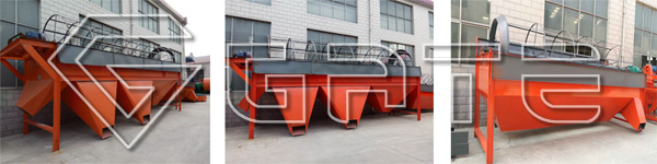 factory supply rotary vibrating sieving machine price