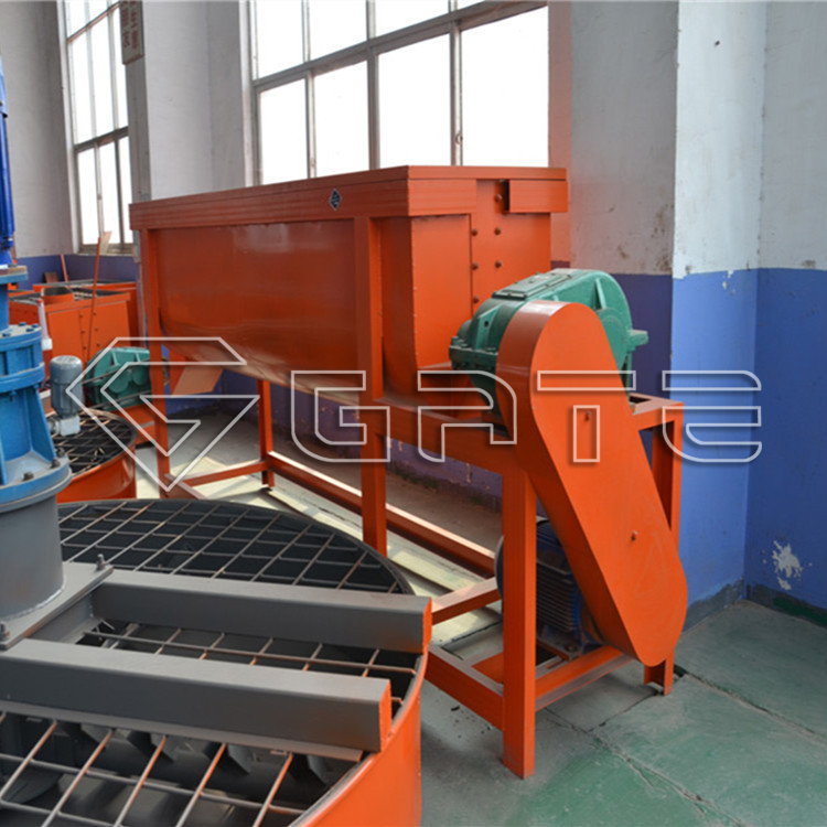 single-shaft-mixer-company
