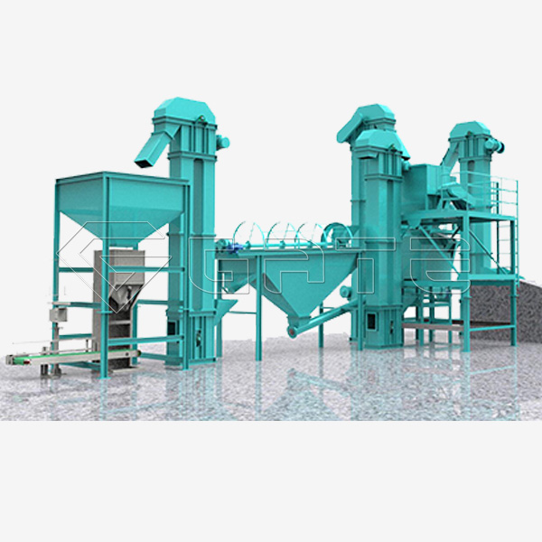 Chemical Fertilizer Production Line
