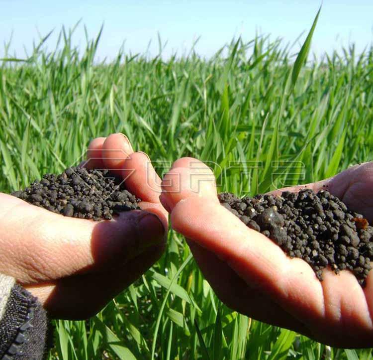 Organic Fertilizer Plant Line