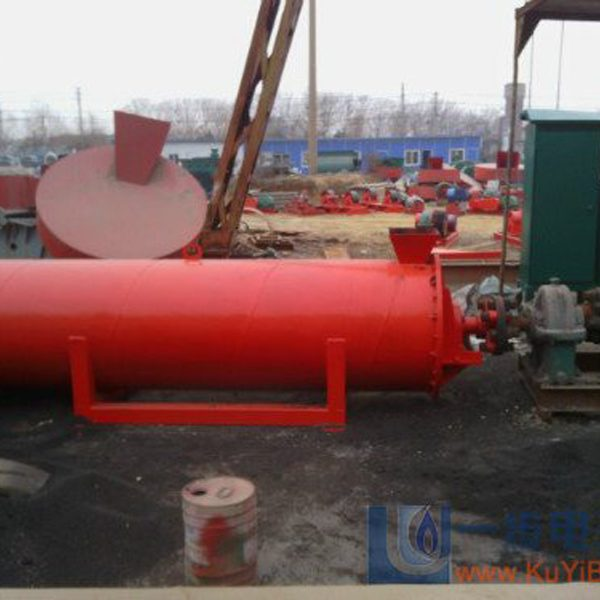 How to use new type organic fertilizer granulator