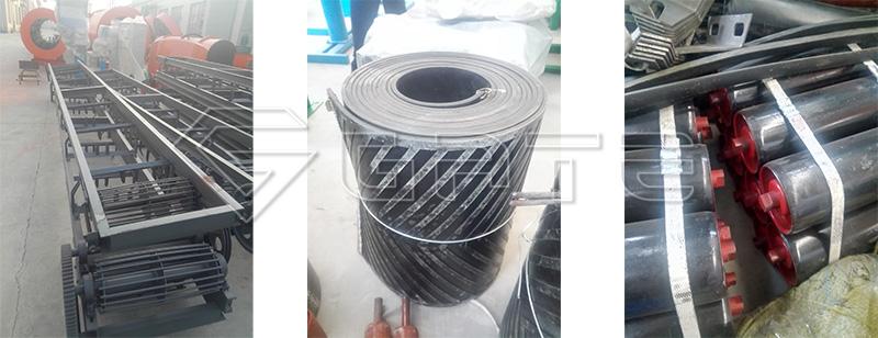 Fertilizer Belt Conveyor