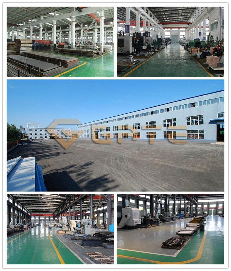 Henan Gate Heavy Industry for Fertilizer Machine Manufacturing