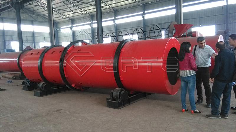 npk fertilizer granulator machine