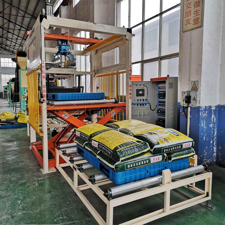 npk fertilizer production plant