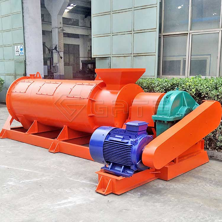 bio fertilizer granulator machinery