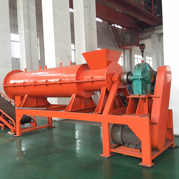 New organic fertilizer granulator for sale
