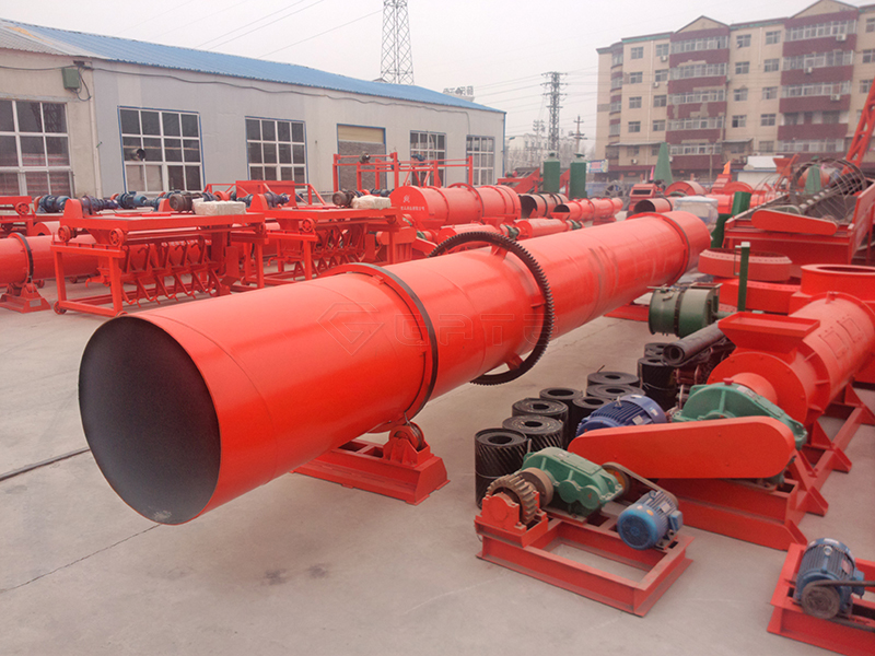 Organic-fertilizer-drying-equipment