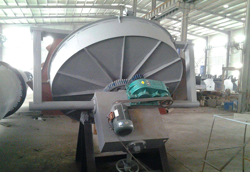 Rotary Drum Granulator fertilizer