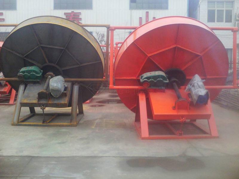 organic fertilizer granule making machine1
