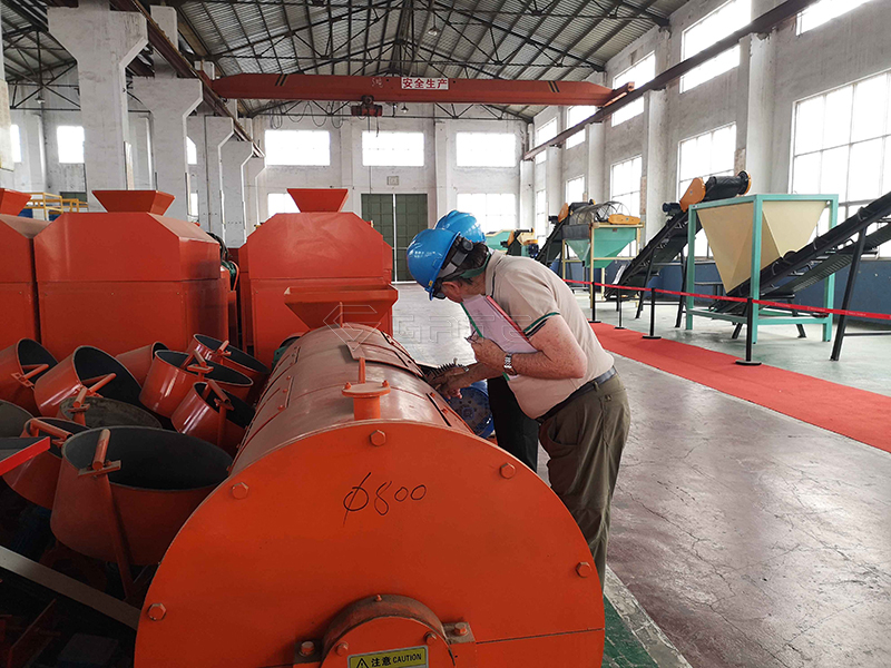 organic fertilizer machine manufacturer