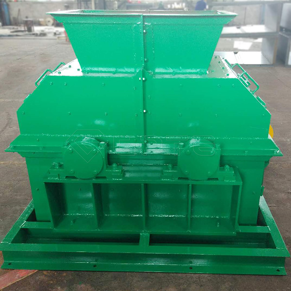 Easy Operation Organic & Compound Fertilizer Chain Crusher