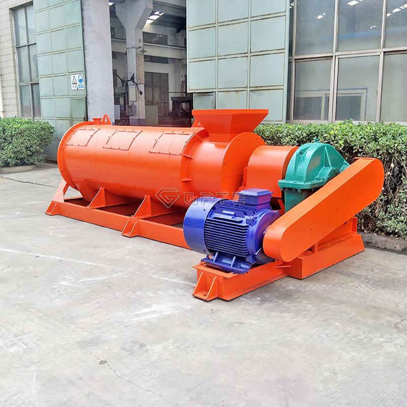 new type organic fertilizer granulator machine