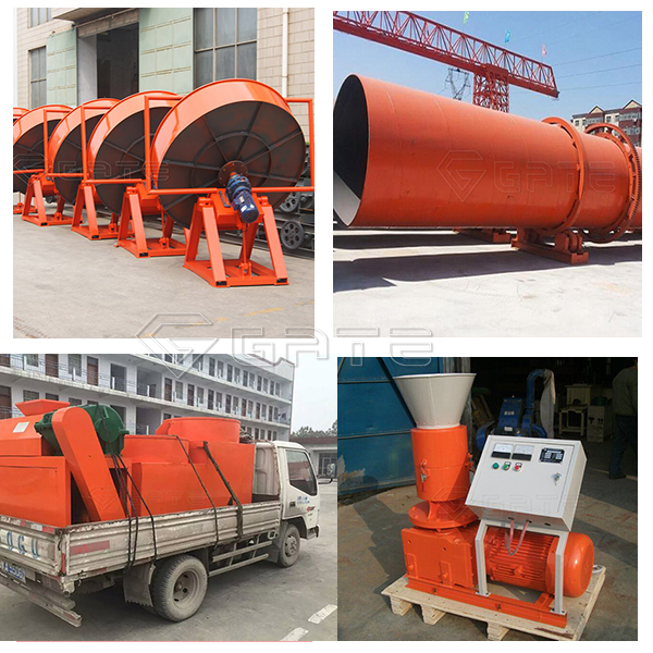 What type of the organic fertilizer granulator machines' rate is higher?