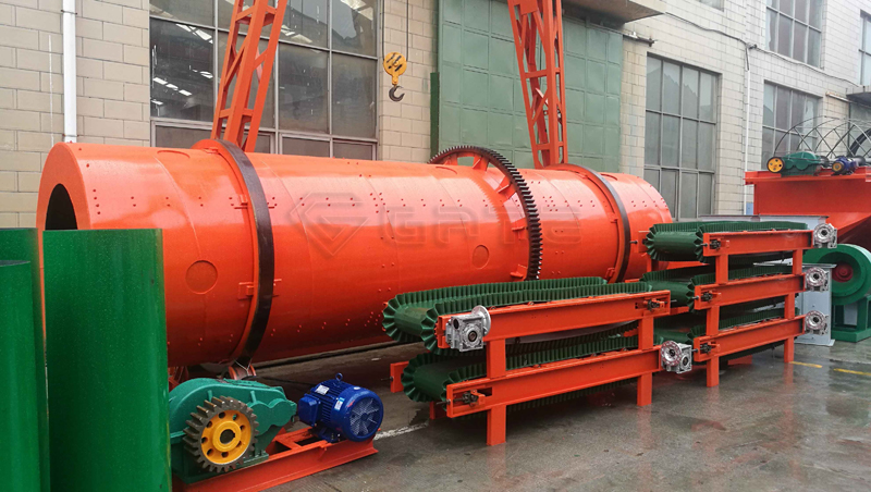 Rotary-Drum-Fertilizer-Granulator
