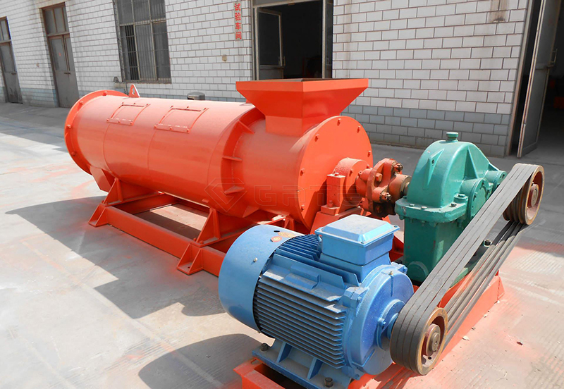 organic fertilizer machine Stirring granulator