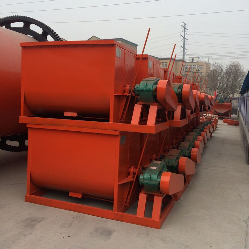 fertilizer mixing machine