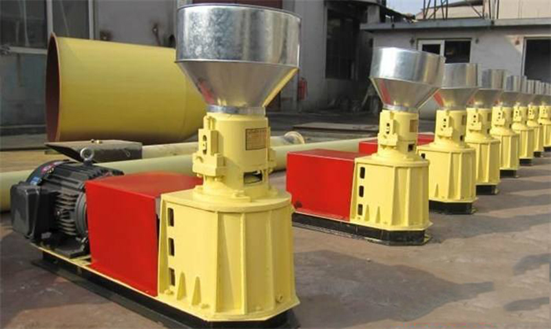 flat mold organic fertilizer granulator