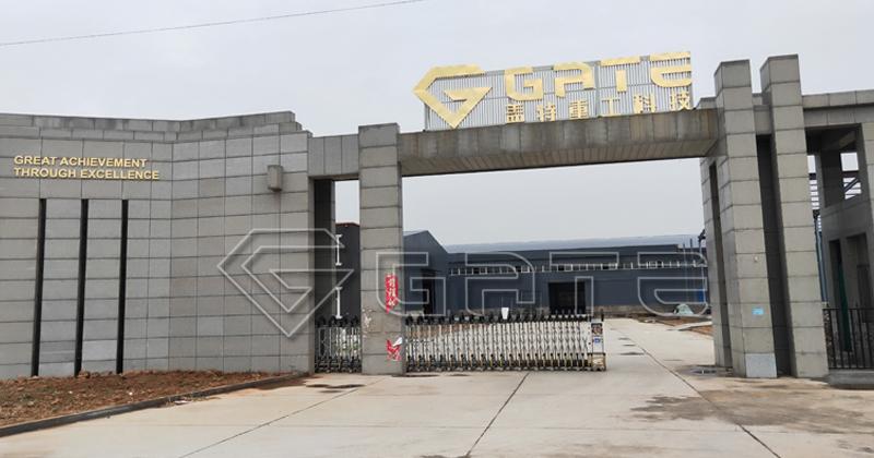 gate fertilizer machine