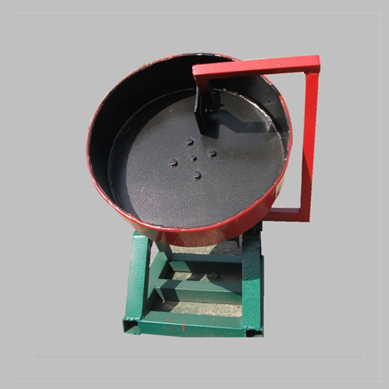 organic fertilizer disc granulator