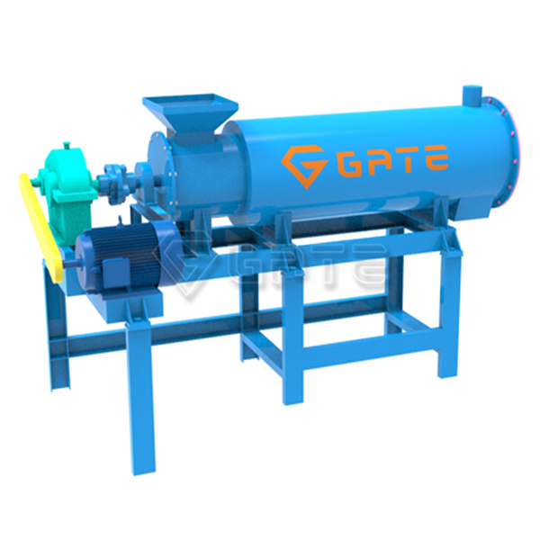 Why choose GATE pellet making machine?
