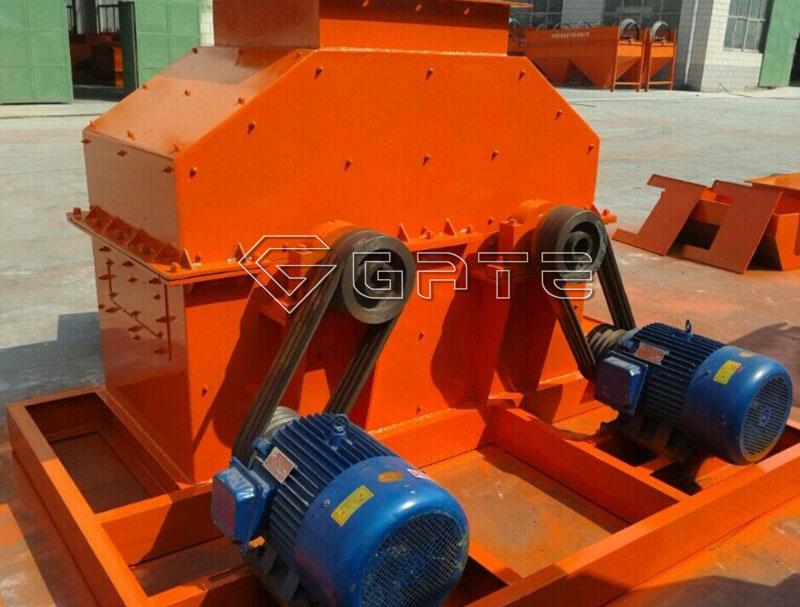 vertical crusher