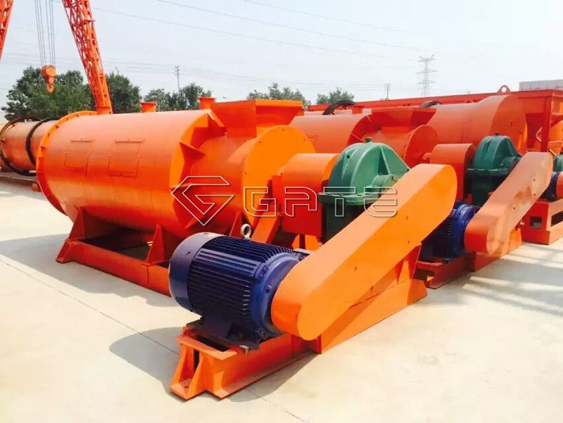 organic fertilizer granulator