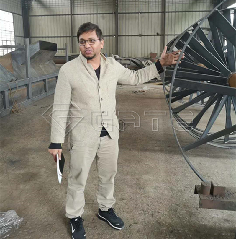 organic fertilizer equipment manufacturing plant