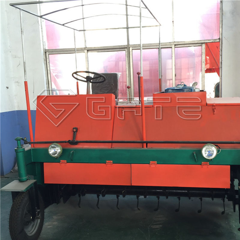 GATE Wheel Type Tractor Compost Turner For Sale
