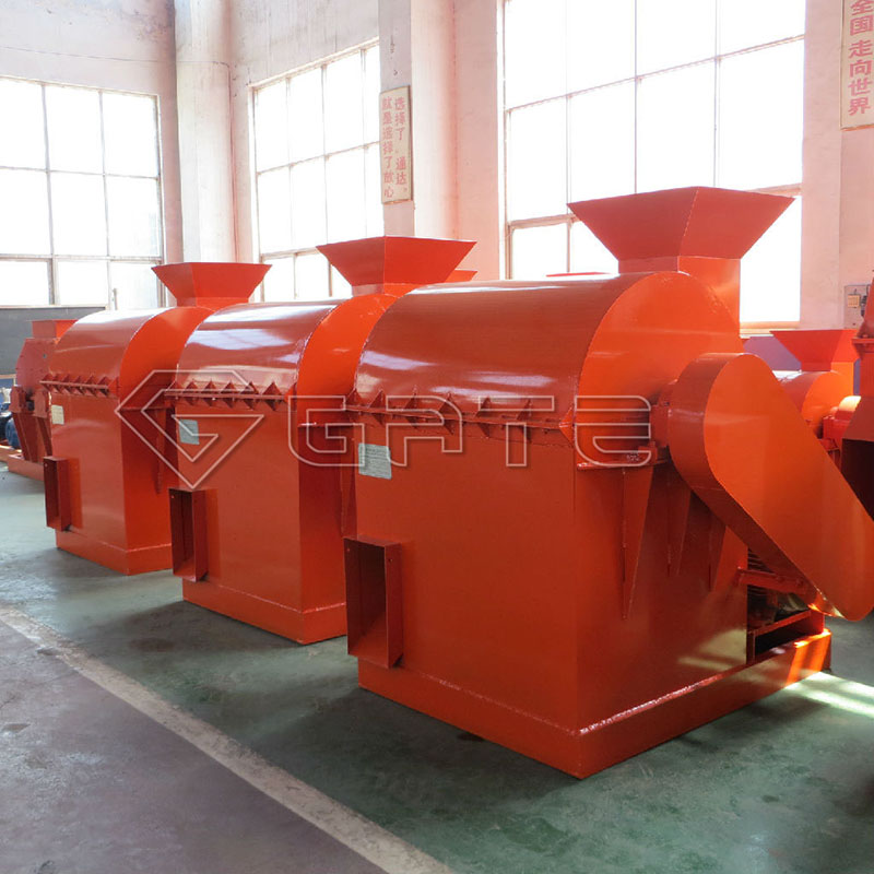 Semi Wet Material Crusher for Organic Fertilizer manufacturer for Indian customers