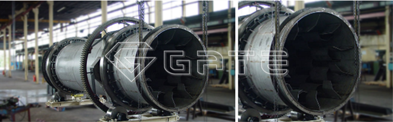 rotary drum fertilizer granulator