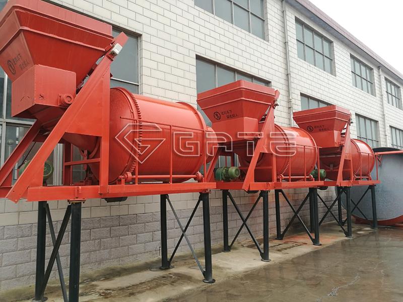 BB-fertilizer-mixing-machine