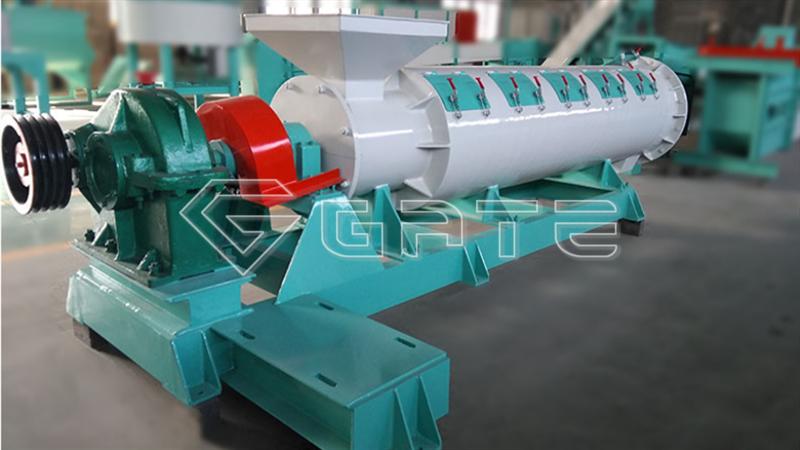 fertilizer making granulator machine