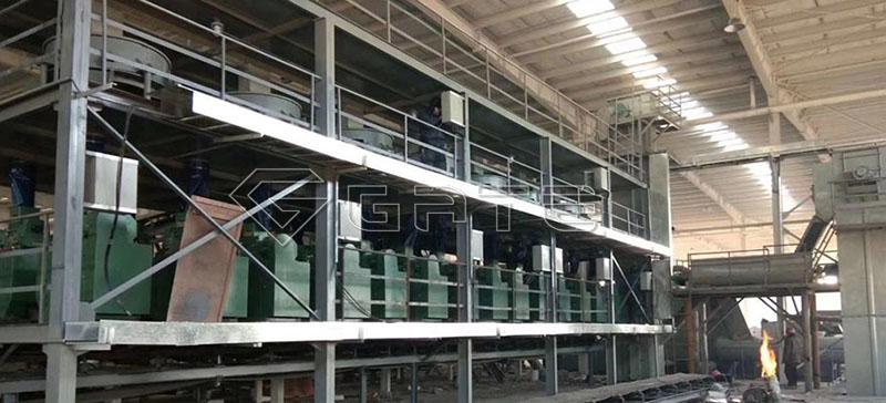 Dry Type NPK Compound Fertilizer Production Line Manufacturer Price