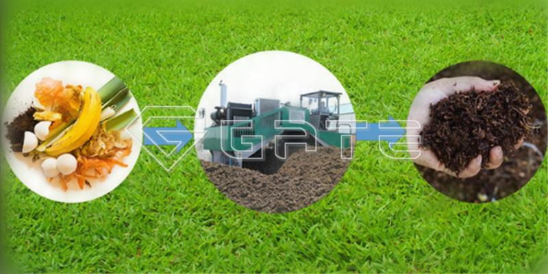 organic fertilizer composting