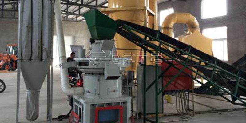 Organic Fertilizer Pellet Production Line supplier