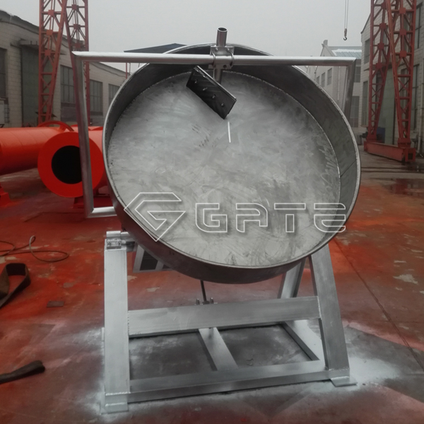 How to improve the fertilizer granulation efficiency of disc granulator?